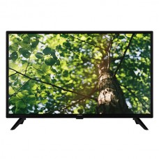 HITACHI LED TV 32 HD SMART TV ANDROID WI-FI PRETO 32HAE2250