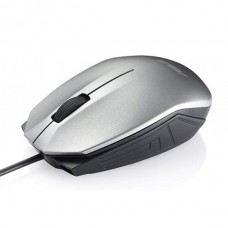 ASUS MOUSE UT280 OPTICAL USB SILVER
