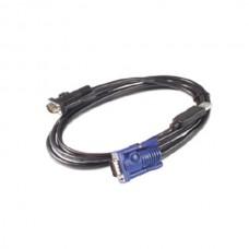 APC AP5253 KVM USB CABLE - 6FT (1.8M)