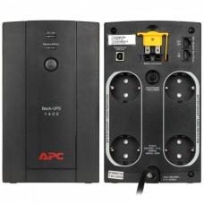APC BACK-UPS 1400VA AVR 230V SCHUKO SOCKETS