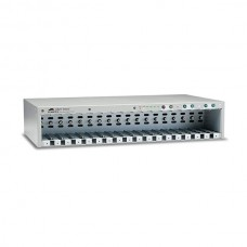 ALLIED TELESIS 18-SLOT CHASSIS FOR MMC2xxx MEDIA CONVERTERS ONE AC MULTI-REGION