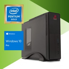BOX SYSTEMS ENTRY DESKTOP PENTIUM G5900 8GB 1TB DVD SLIM/450W W10P