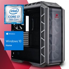 BOX SYSTEMS GAMER XL4800 i7-9700K 16G 500GB M2PCIE 1TB HDD VGA8G H500P/850W W10