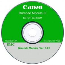 CANON BARCODE MODULE