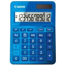 CANON CALCULADORA LS-123K-MBL EMEA DBL AZUL