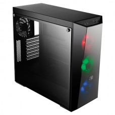 CM CAIXA ATX MASTERBOX LITE 5 RGB BLACK