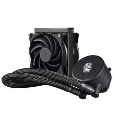CM COOLER MASTERLIQUID 120 BLACK INTEL LGA 2066/775 & AMD AM4/FM1