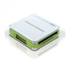 CONCEPTRONIC CARD READER LEITOR CARTOES HUB 3X USB