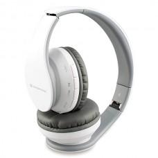 CONCEPTRONIC HEADPHONES PARRIS WIRELESS BLUETOOTH WHITE