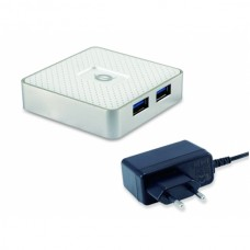 CONCEPTRONIC HUB USB 3.0 4X USB PORT EXT POWER ADAPTER