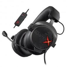 CREATIVE HEADPHONES GAMING SBX H3 DOBRAVEIS PC/PS4/XBOX