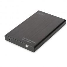 DIGITUS 2.5 SSD/HDD ENCLOSURE SATA I-II - USB 2.0