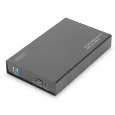 DIGITUS 3.5 SSD/HDD ENCLOSURE SATA 3 - USB 3.0