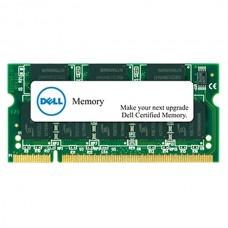 DELL MEM 8GB MODULE DDR3L-1600 SODIMM 2RX8 NON-ECC LV