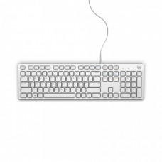 DELL KEYBOARD MULTIMEDIA KB-216 QWERTY PT WHITE