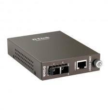 D-LINK MEDIA CONVERTER 1000BASE-T/-LX MONO SC 10K