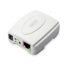 DIGITUS FAST ETHERNET PRINT SERVER (1x RJ45 1x USB 2.0)