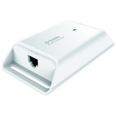 D-LINK POE POWER INJECTOR 1x1000 19.2W 48V DC