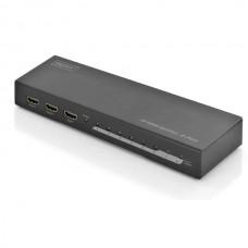 DIGITUS HDMI SPLITTER 4K2K FULL 3D 1X8P