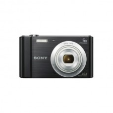 SONY CYBER-SHOT DSC-W800SB PRETA 20.1 MP ZOOM OPTICO 5X