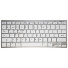 EWENT TECLADO BLUETOOTH IOS/ANDROID/WIN COMPACT SLIM SILVER PT