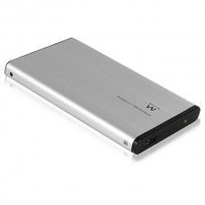 EWENT CAIXA DISCO USB 2.0 EXTERNAL ENCLOSURE 2.5 IDE GREY