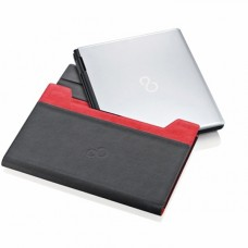 FUJITSU SLEEVE CASE M BLACK/RED 14