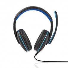 NEDIS GAMING HEADSET OVER-EAR MICROPHONE 3.5MM CONNECTORS