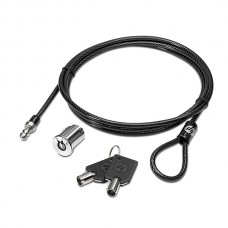 HP DOCKING STATION CABLE LOCK #CHANNEL JAN#