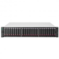 HPE MSA 2040 ENERGY STAR SAN DUAL CONTROLLER SFF STORAGE