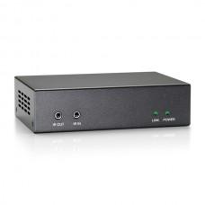 LEVELONE HDMI OVER IP RECEIVER, HDBASET, 100M, 802.3AF POE