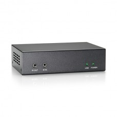 LEVELONE HDMI OVER CAT.5 RECEIVER, HDBASET, 100M