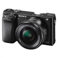 SONY CAMERA DIGITAL ILCE-A6000L SENSOR APS HD 24.3 MP