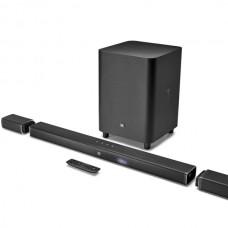 JBL SOUND BAR 5.1 C/ SUBWOOFER E SPEAKERS WIRELESS