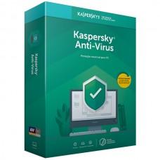 KASPERSKY ANTIVIRUS 2020 3 USER 1Y RETAIL