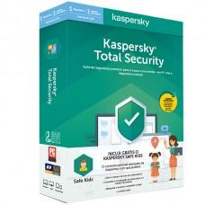 KASPERSKY TOTAL SECURITY 2020 1 USER 1Y + SAFE KIDS RETAIL