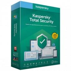 KASPERSKY TOTAL SECURITY 2020 3 USER 1Y RETAIL