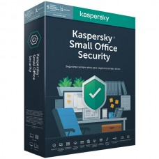 KASPERSKY SMALL OFFICE SECURITY 2020  FOR 5PCS, 1FILESERVER, 5MOBILES 1Y RETAIL