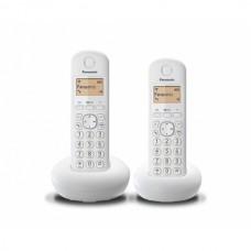 PANASONIC KX-TGB212SPW TELEFONE S/FIOS C/ BASE LCD BRANCO