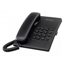 PANASONIC KX-TS500EXB TELEFONE SECRETARIA/PAREDE BLACK