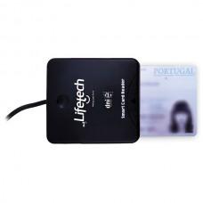 LIFETECH LEITOR DE CARTAO CIDADAO USB 2.0