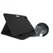 LIFETECH CAPA PROTETORA P/ TABLET CLASSIC BLACK 7-8