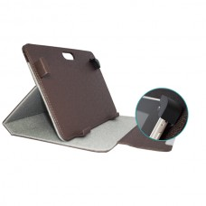 LIFETECH CAPA PROTETORA P/ TABLET SPORT BROWN 7-8