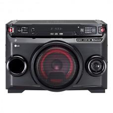 LG SISTEMA HI-FI CD USB AUTO DJ BLUETOOTH MP3 KARAOKE 220W OM4560