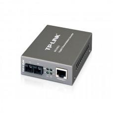 TP-LINK 1000MBPS RJ45 TO 1000MBPS SINGLE-MODE SC FIBER CONVERTER