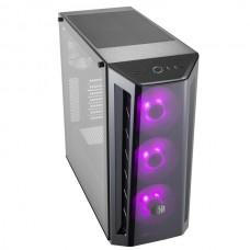 CM CAIXA ATX MASTERBOX MB520 RGB BLACK S/FONTE