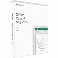 MICROSOFT OFFICE HOME & BUSINESS 2019 PT MEDIALESS P6#PROMO#