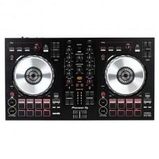 PIONEER DJ CONTROLADOR DE DJ DE 2 CANAIS PARA SERATO DJ LITE DDJ-SB3