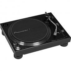 PIONEER DJ GIRA-DISCOS CONTROLOADOR DIRETO ELEVADO BINARIO PRETO PLX-500K