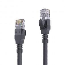 PURELINK  CAT 6A CABLE S/FTP -LSOH - AWG 26 - PRETO - 15M